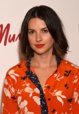 "LONDON, ENGLAND - NOVEMBER 23: Amelia Warner attends the UK film premiere of ""Mum's List"" at The Curzon Mayfair on November 23, 2016 in London, England. (Photo by Dave J Hogan/Getty Images)"
